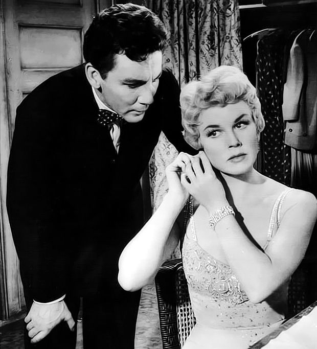 Cameron Mitchell and Doris Day - Love Me or Leave Me