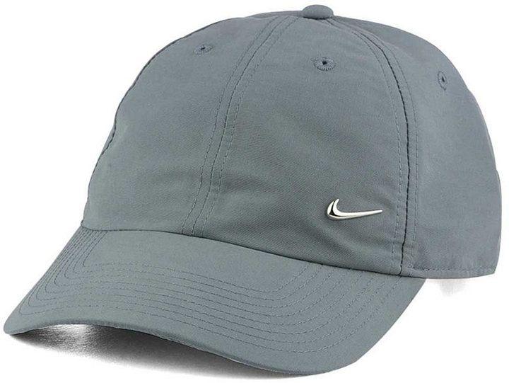 a5135fe2 Nike Metal Swoosh Cap Nike World, Hats For Sale, Nike Fashion, Visors,