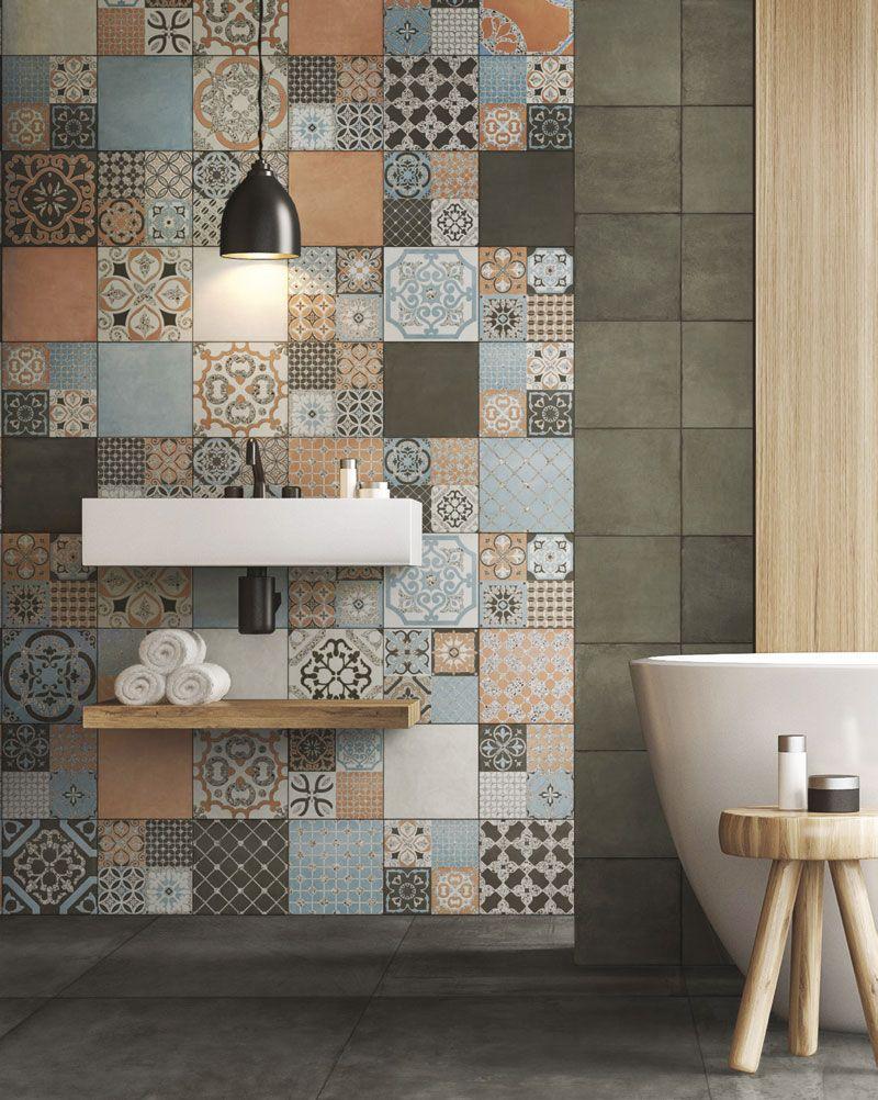 Rivestimenti bagno 2018 arredamento nel 2019 bathroom for Arredo bagno immagini e prezzi