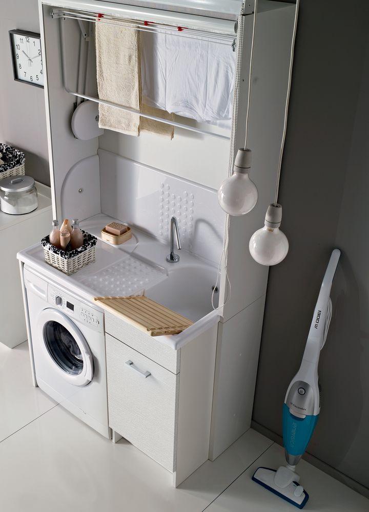 Arredo Bagno Lavanderia Ikea.Colavene Mobili Bagno E Lavanderia Lavanderia