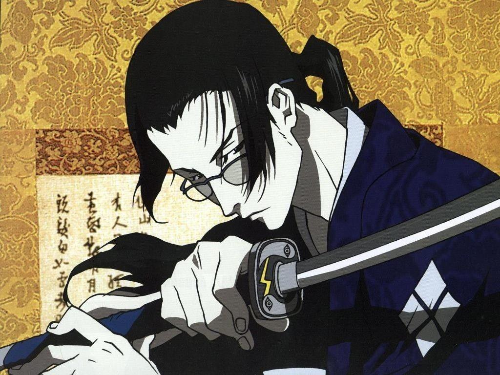 Samurai 7 Anime Characters : Jin samurai champloo pinterest