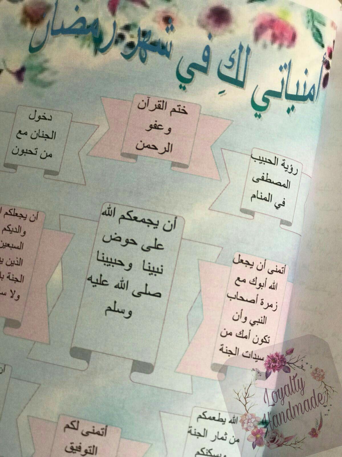 Pin By Nadeen Zablah On Ramadan Planner 2018 Planner Ramadan Bullet Journal