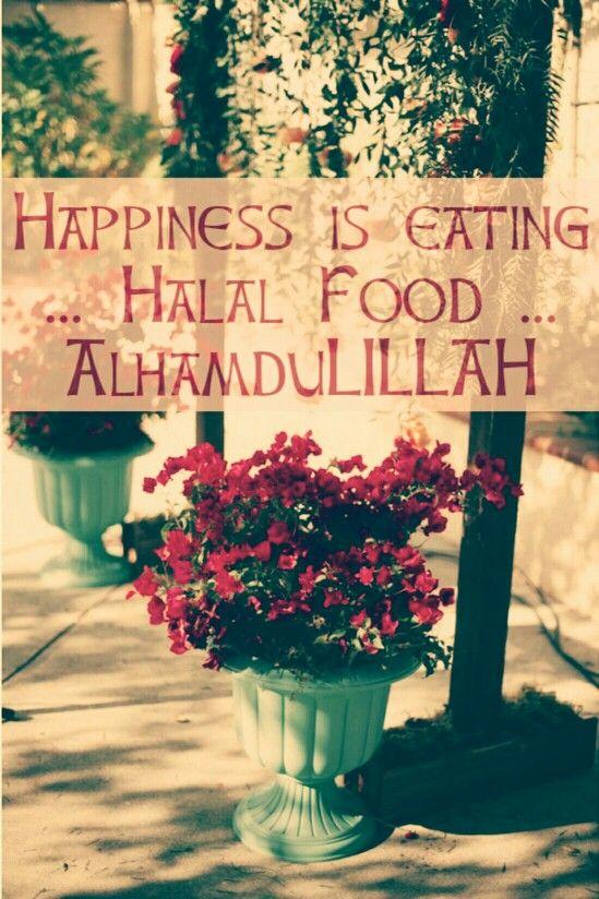 Halal Food Happiness Halal Recipes Halal Food