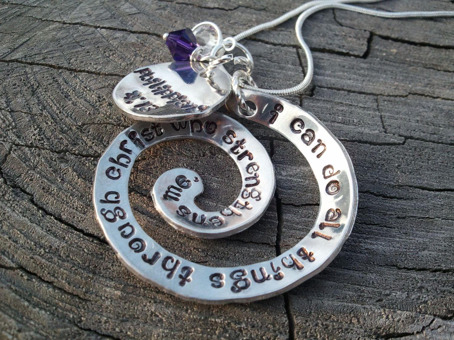 33+ I can do all things through christ jewelry info