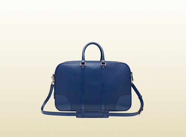 0fc4e9a77fe Gucci bright Diamante leather duffle bag