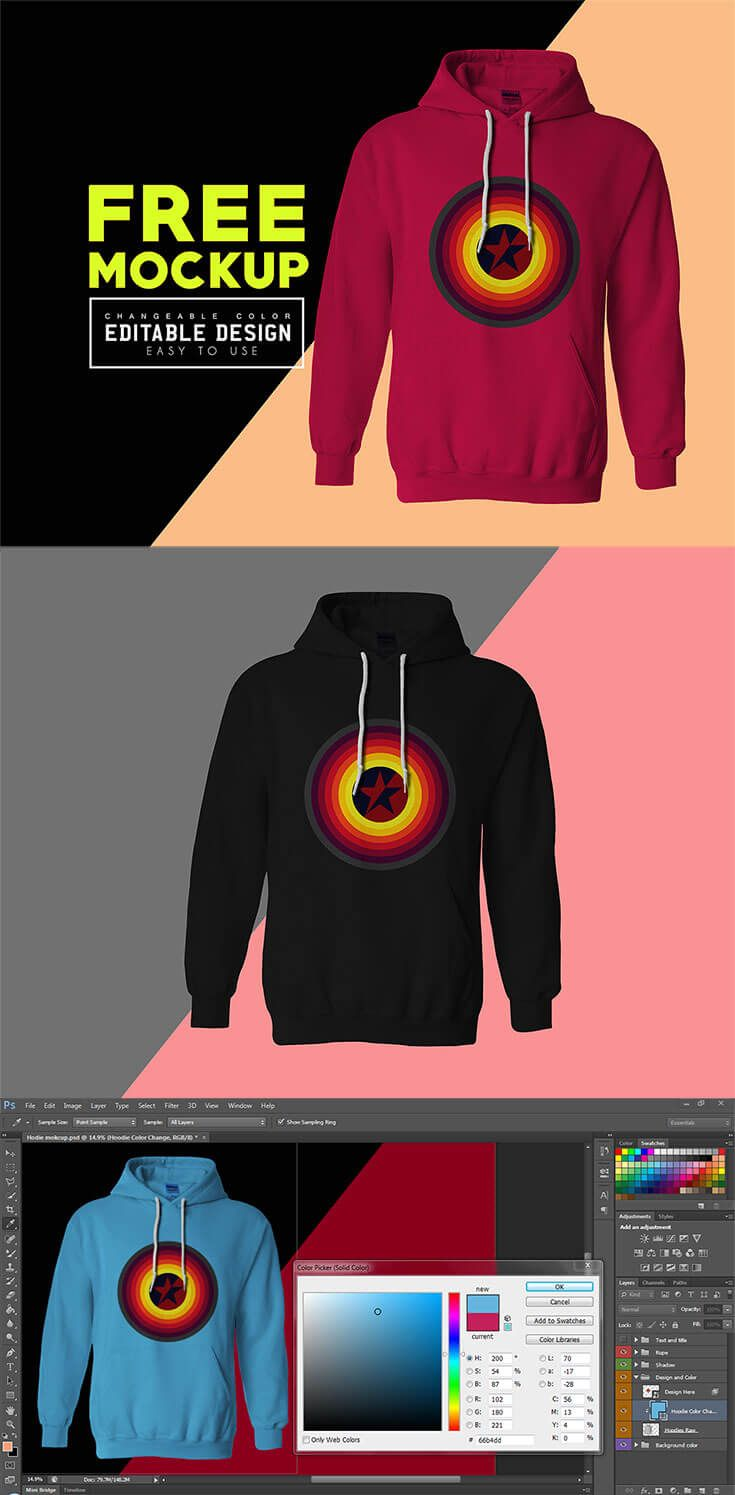 Download You Are Being Redirected Hoodie Mockup Hoodies Men Fabric Patterns Design