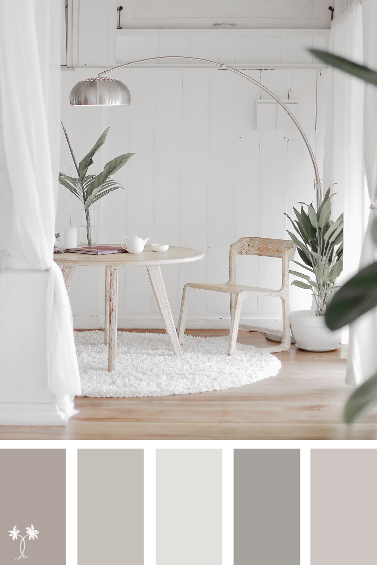 Latest Pics Neutral Color Palette Suggestions If You Are Beginner Or Perhaps A Well Used Palm Understanding C In 2021 Bedroom Colour Palette House Color Palettes Home