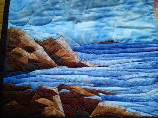Catiefi Quilts.  El Jardin de Tus Ideas: CURSO / MONOGRAFICO PICTURE PIECING