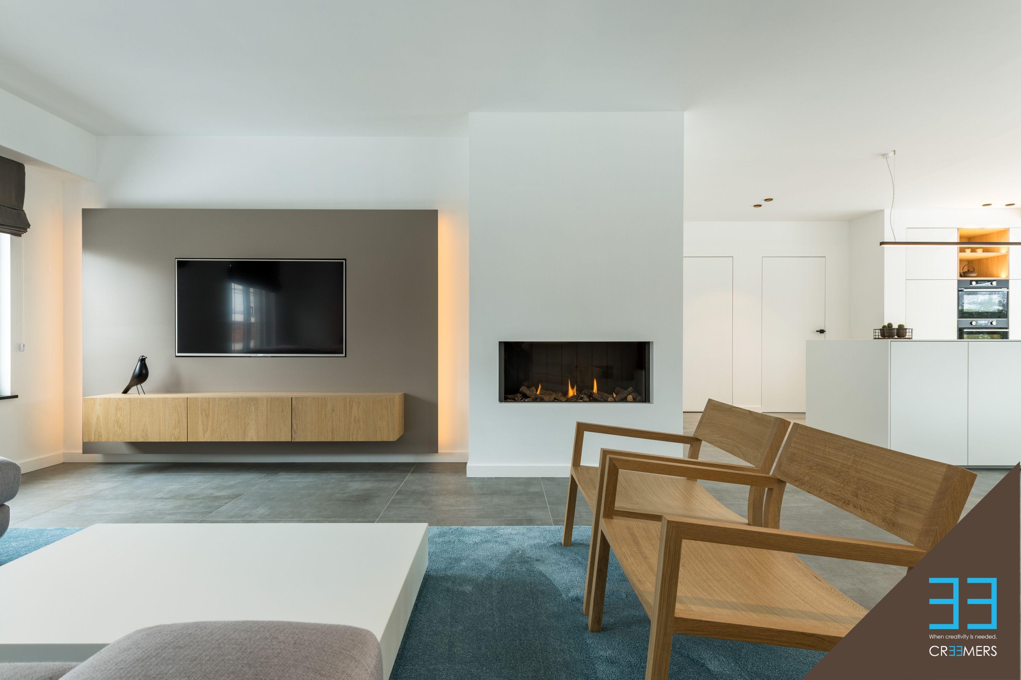 Modern Gezellig Interieur : Modern gezellig interieur door ken creemers. voor meer info www