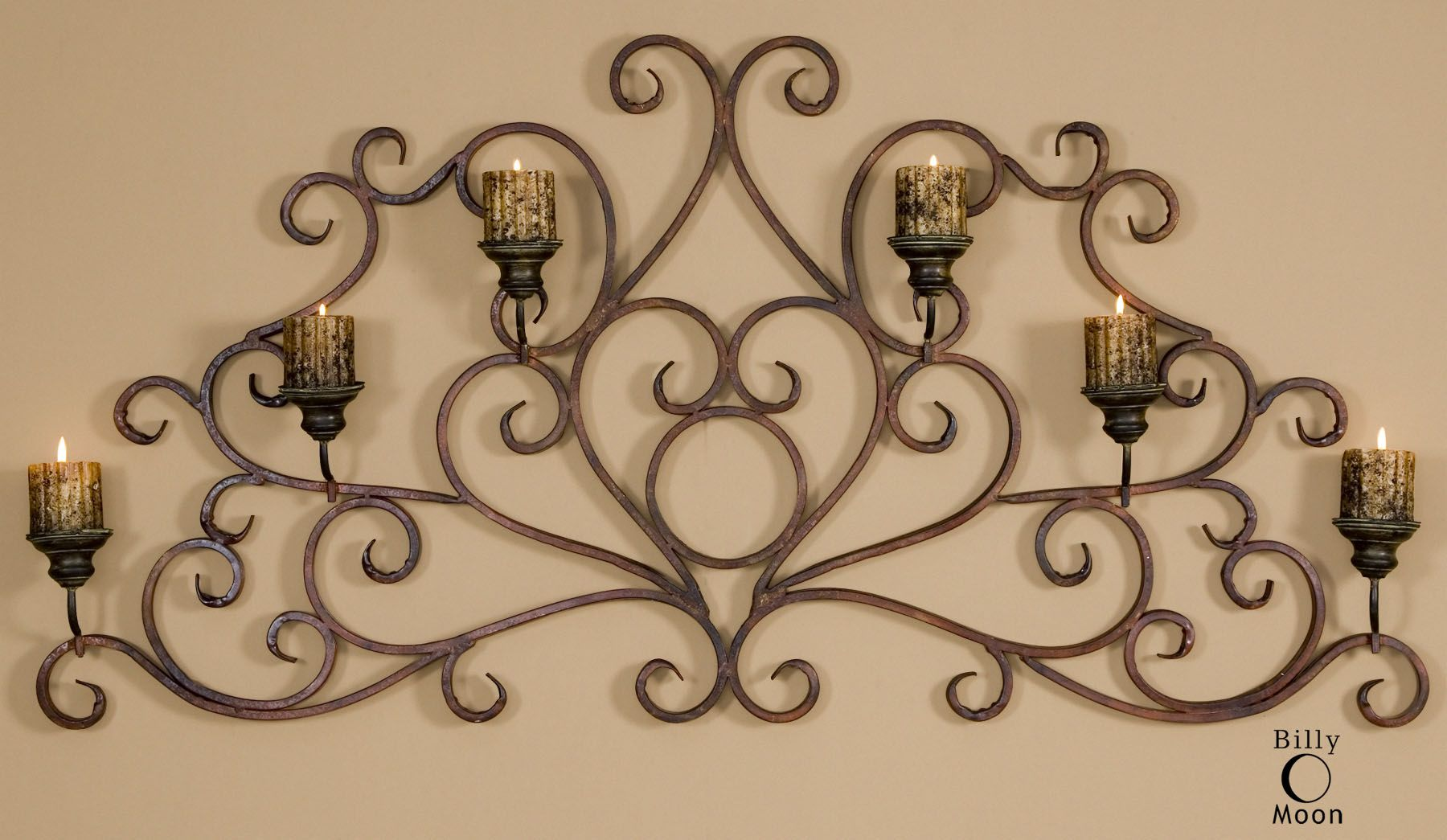Uttermost juliana metal wall art sconce dream home pinterest