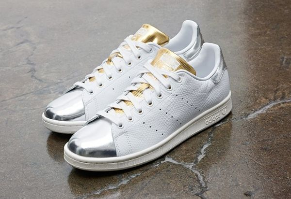 Adidas Stan Smith Femme Metallic