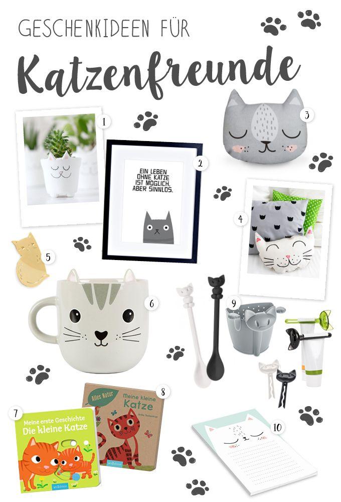 Die Besten Geschenkideen für Katzen und Katzenfans