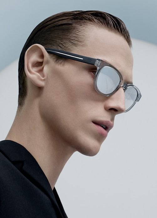 new concept 09b63 c9921 Victor Norlander by Karl Lagerfeld - Dior Homme Spring ...