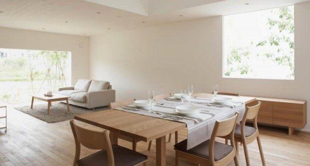 maison de style japonais et minimaliste la symbiose parfaite micro habitation pinterest. Black Bedroom Furniture Sets. Home Design Ideas