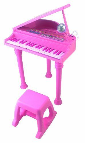 winfun symphonic grand piano  pink by winfun   49 99  include record and playback features