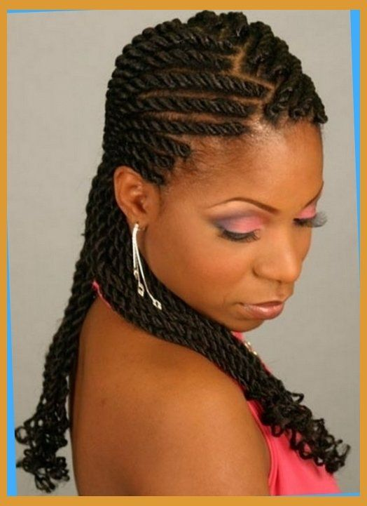 See Beautiful French Braids African Cornrow Box Bantu Knot Hairstyles Pictures