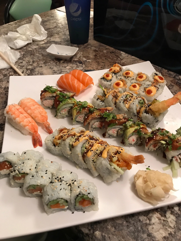 Nutriționiștii au descoperit secretul de a pierde în greutate pe rulouri și sushi 2021