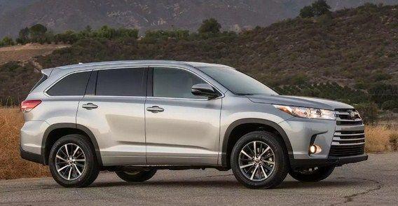 2020 Toyota Highlander Redesign Find You Cars 2017