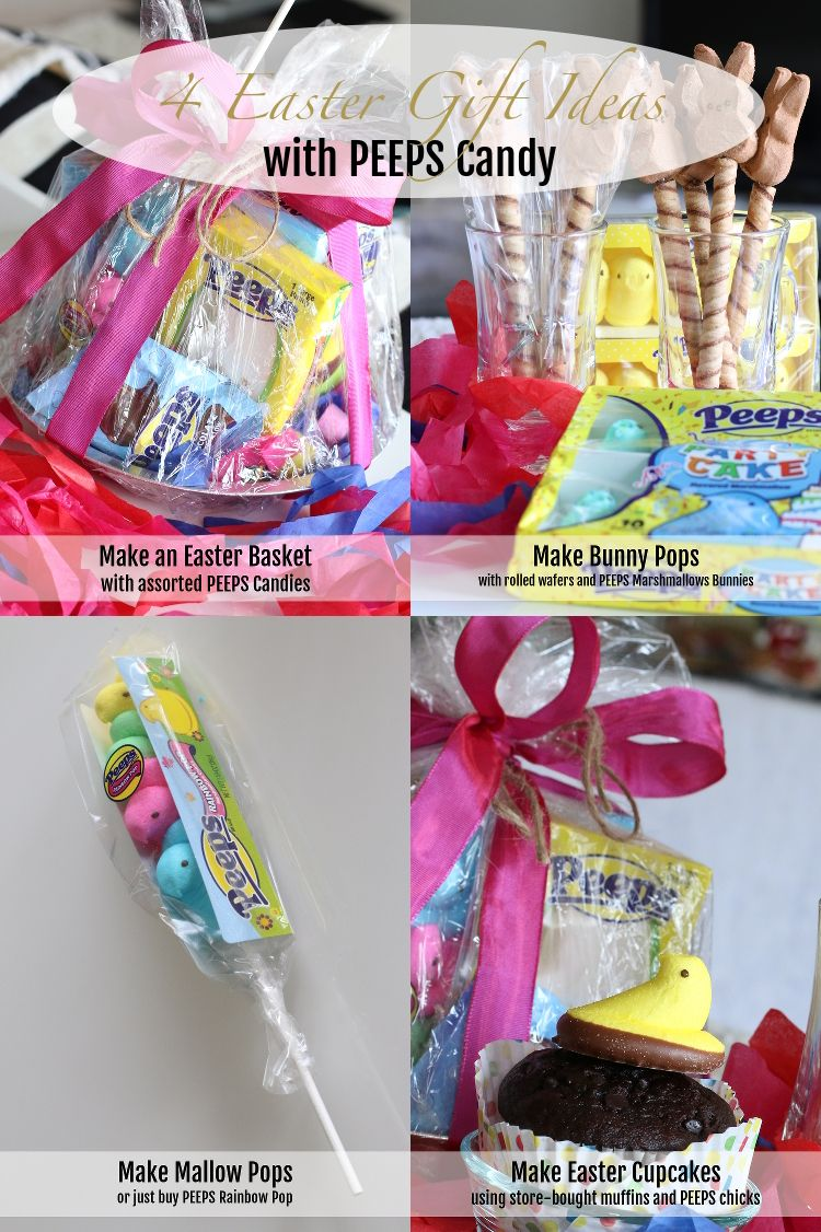 Easter gift ideas peeps bunny gifts easter sunday food easter gift ideas peeps bunny gifts easter sunday food marshmallows negle Image collections