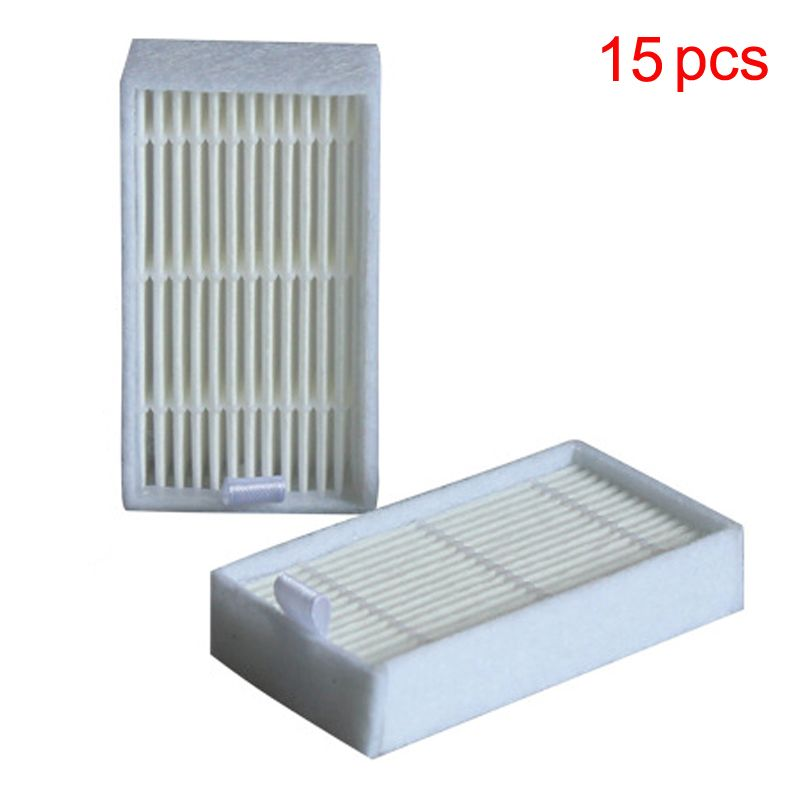 15 pcs / Lot Hepa filters for Dibea Depoo Panda X500