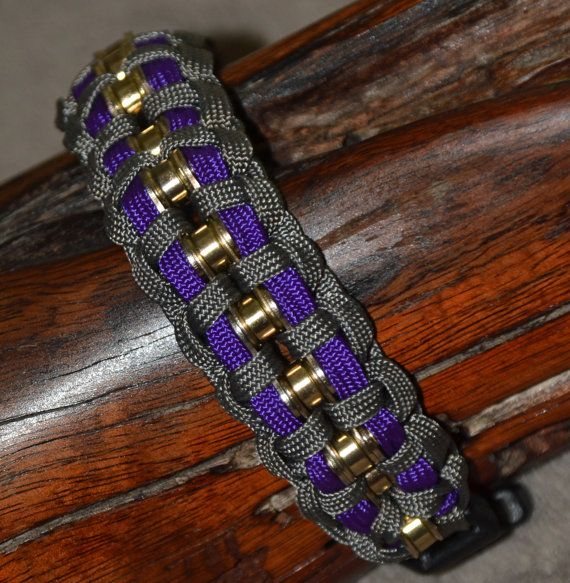Paracord And Bike Chain Bracelet Two Tone Paracord Bike Chain