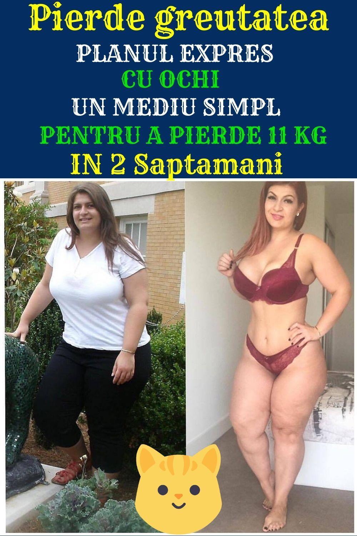 schimbarea formei corpului odată cu pierderea în greutate