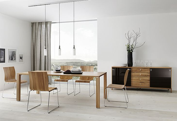 Contemporary Chairs For Dining Room Fair Deluxe Dining Room Tendencies This Month  Get Into In Among The Design Decoration