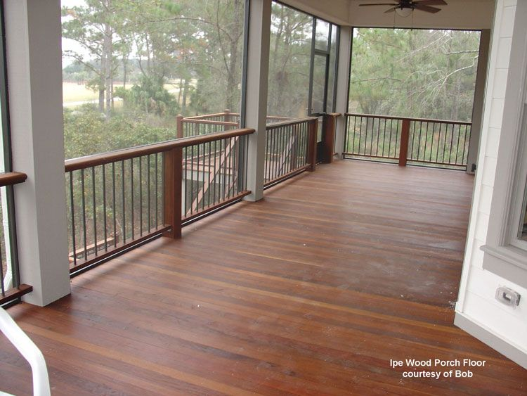Wood Porch Flooring Tongue And Groove Decking Porch Flooring Ipe Wood Deck Decks And Porches