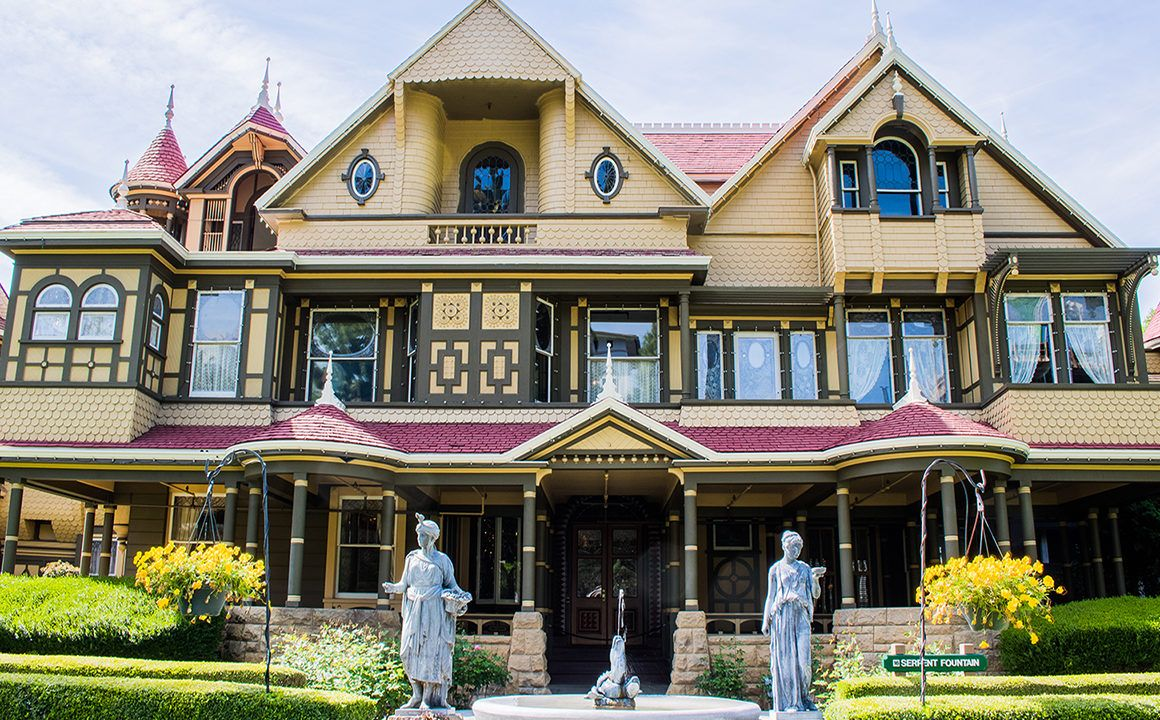 Learn the Secrets of the Winchester Mystery House