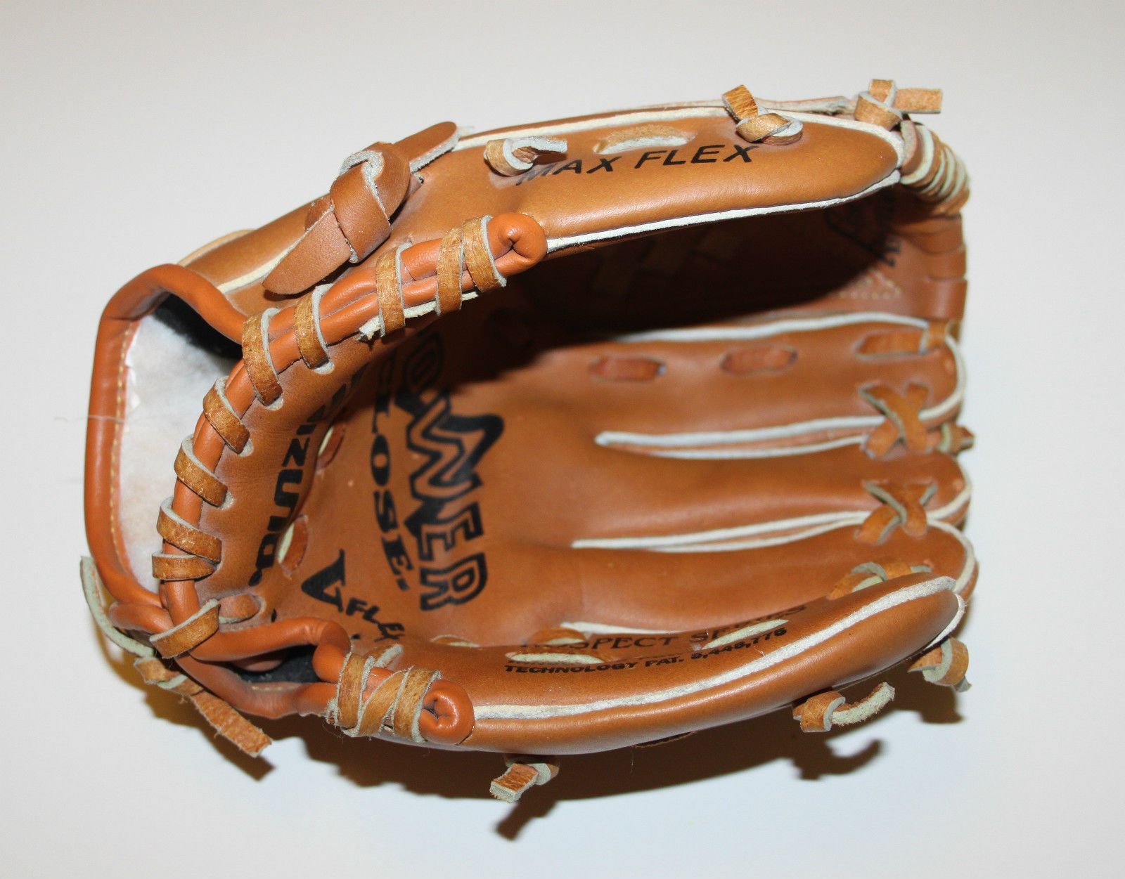 Leather driving gloves on ebay - Mizuno Baseball Power Close Max Flex Leather Glove Mitt 9 Youth Mpr