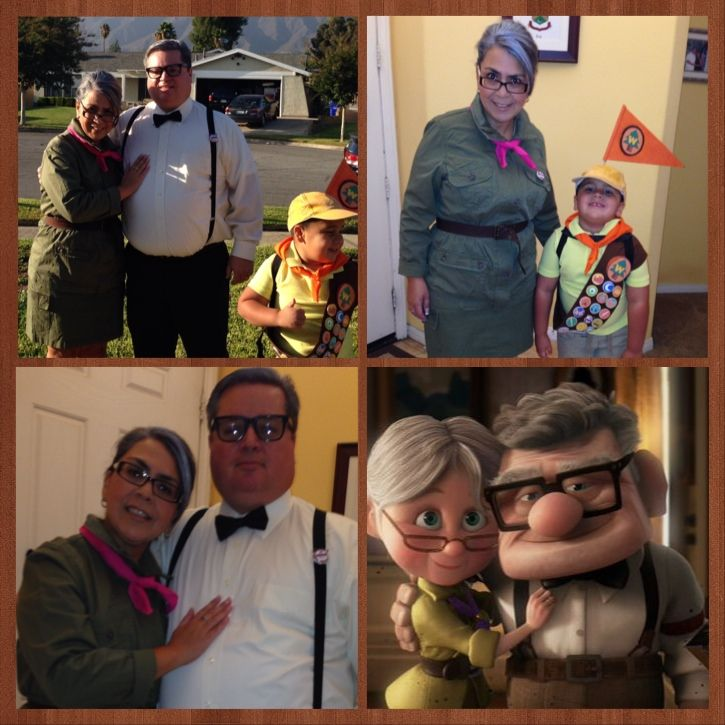 up the movie halloween costumes 2013 ellie carl russell