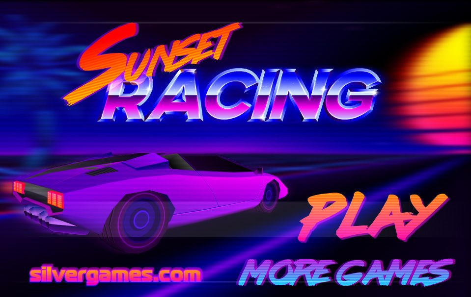 Sunset Racing Top Speed Racing Sunset Car Games