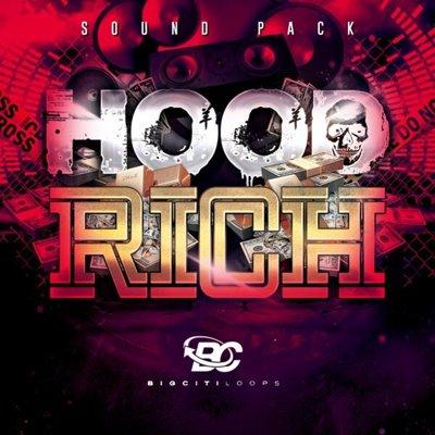 Hood rich Sound samples, Free beats, Drum kits