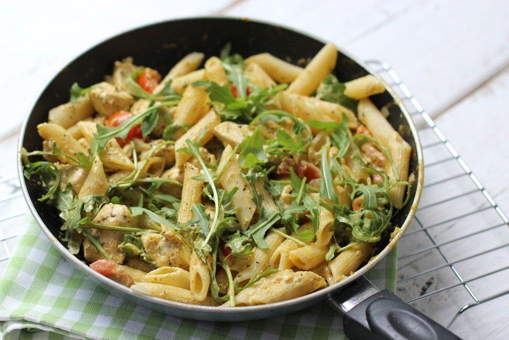 pasta snel klaar