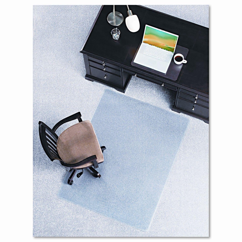 Anchormat Plush Pile Carpet Chair Mat