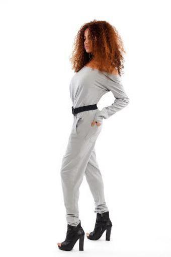 Spodnie Soft Spodnie Soft Agi Jensen Dlugie Spodnie Szare Spodnie Z Obnizonym Krokiem Fashion Normcore Sweatpants