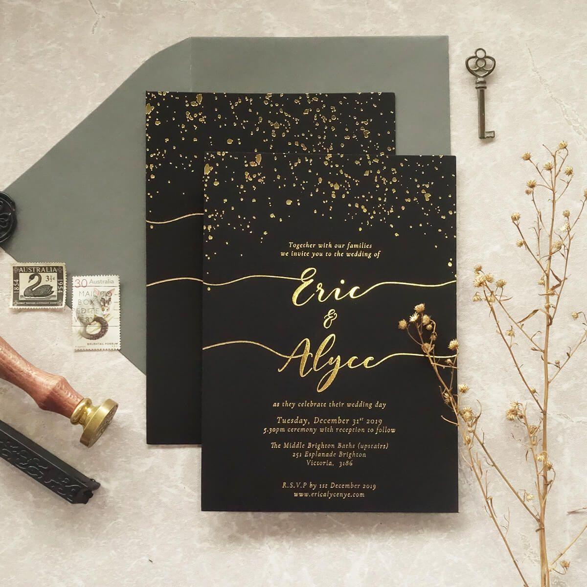 me in 2020 Wedding invitations online, Custom wedding