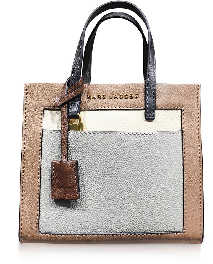affiliatead -- Marc Jacobs The Grind Colorblocked Leather Tote Bag --   chic only  glamour always 8979d5db7d6d