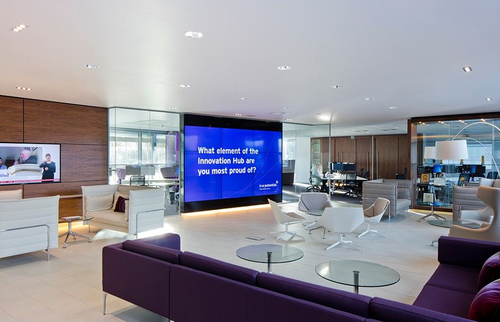 Office Design Ward Robinson Interior