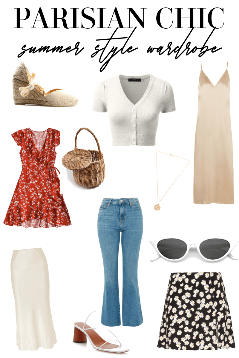 What You Need for a Parisian Style Summer Wardrobe - MY CHIC OBSESSION