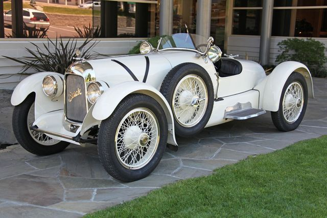 1922 Buick Battistini   This Sports Car Was Built On A Buick Chassis W/  Buick 242 C. 6 Cylinder Engine In The Body Was Built In The Early For Mondo  ...