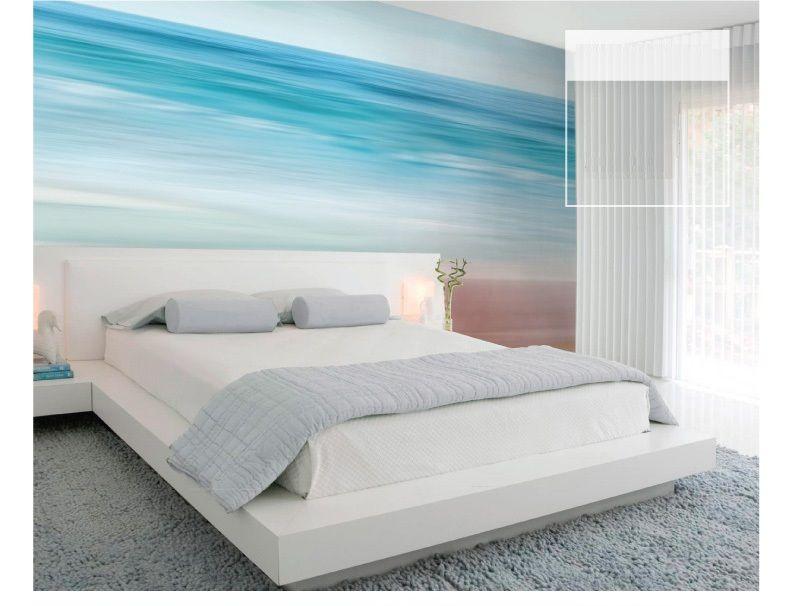 Ocean Endless Sea Wall Mural Background Wall Minimalist Modern