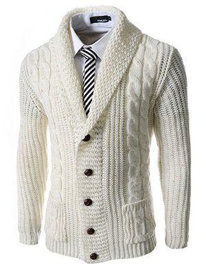 Modèles de pulls pour hommes tricotés à la main – Mimuu.com   – örgü