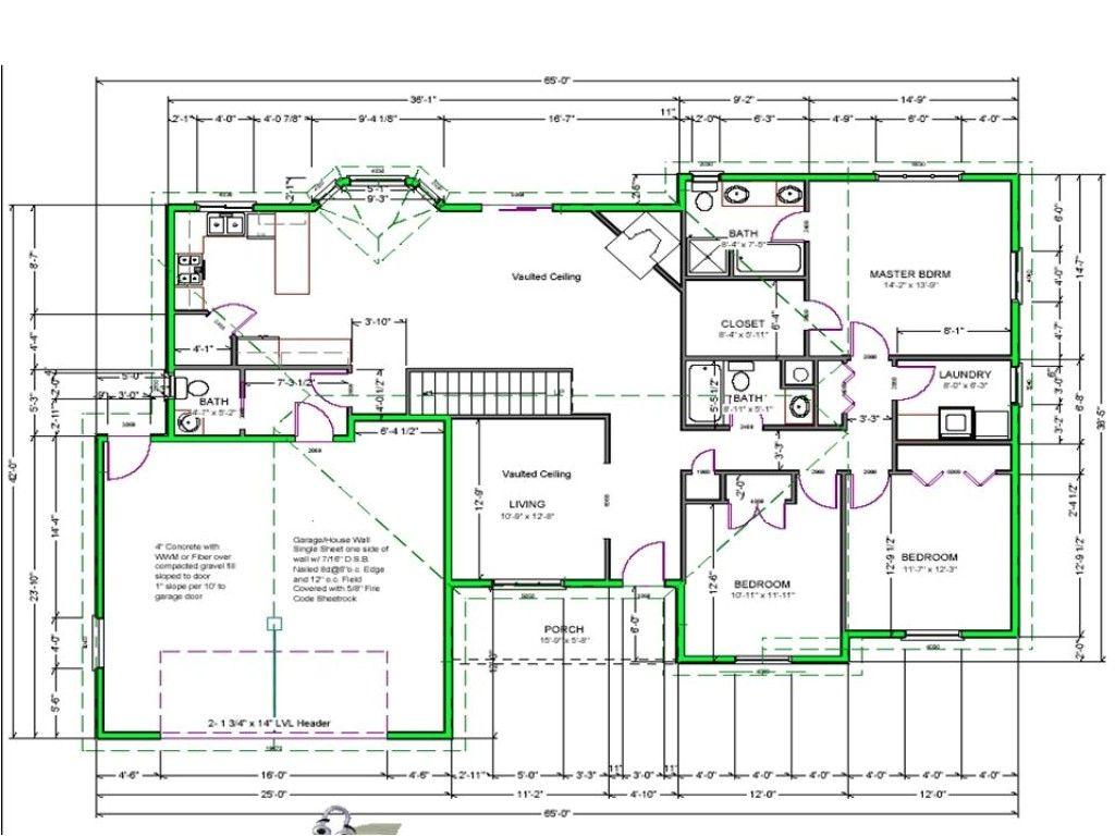 Draw My House Plan Free