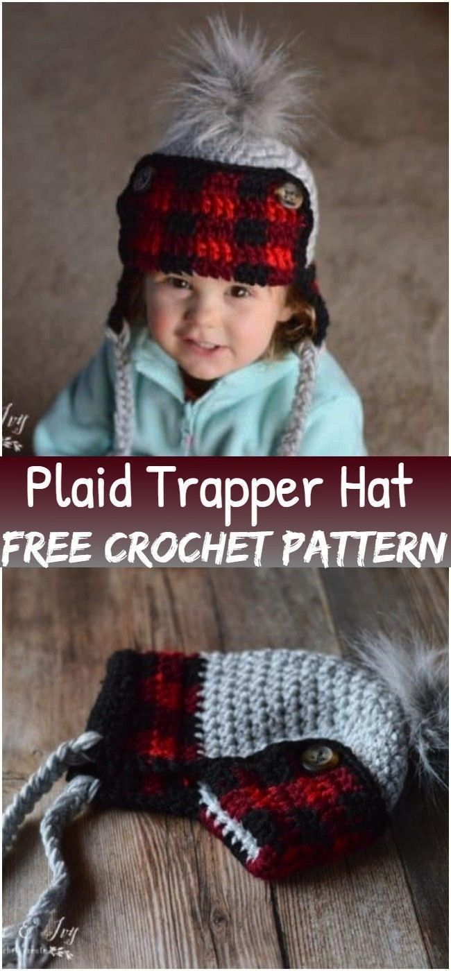 No Cost Crochet Hat plaid Ideas Beanies are classified as the bad thing associated with my existence Okay that you will find the tGreat No Cost Crochet Hat plaid Ideas Be...