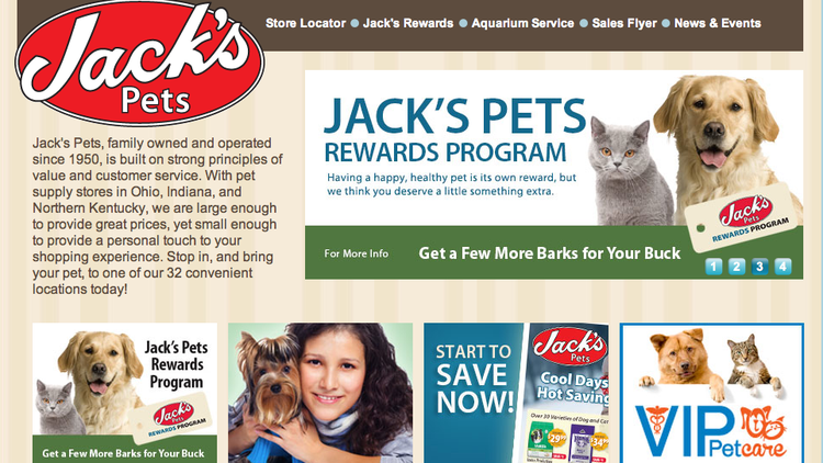 Pet Valu To Convert All Jack S Pets Stores In 4m Renovation Pet