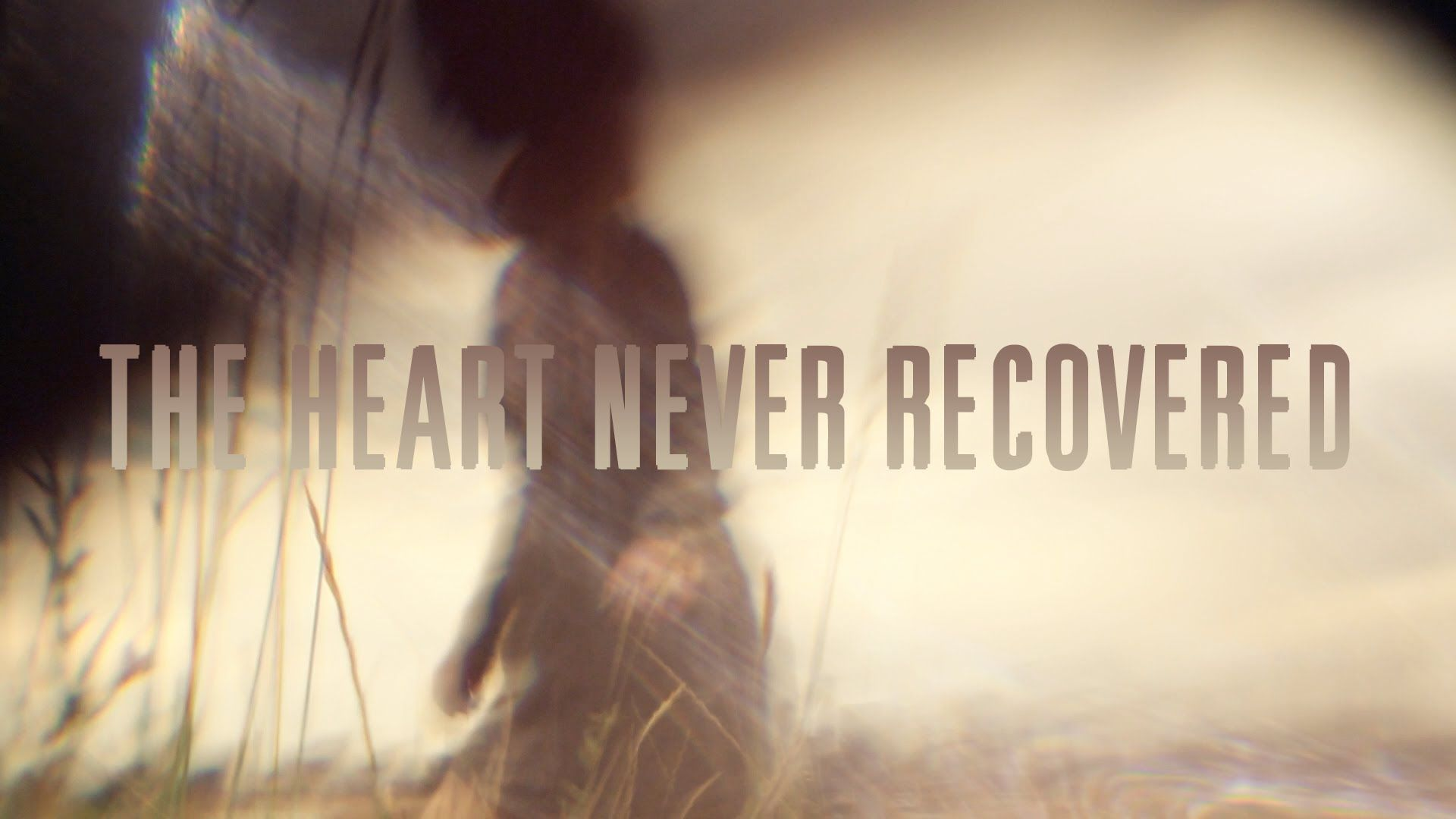 """the heart never recovered"" - a shoreline dream"