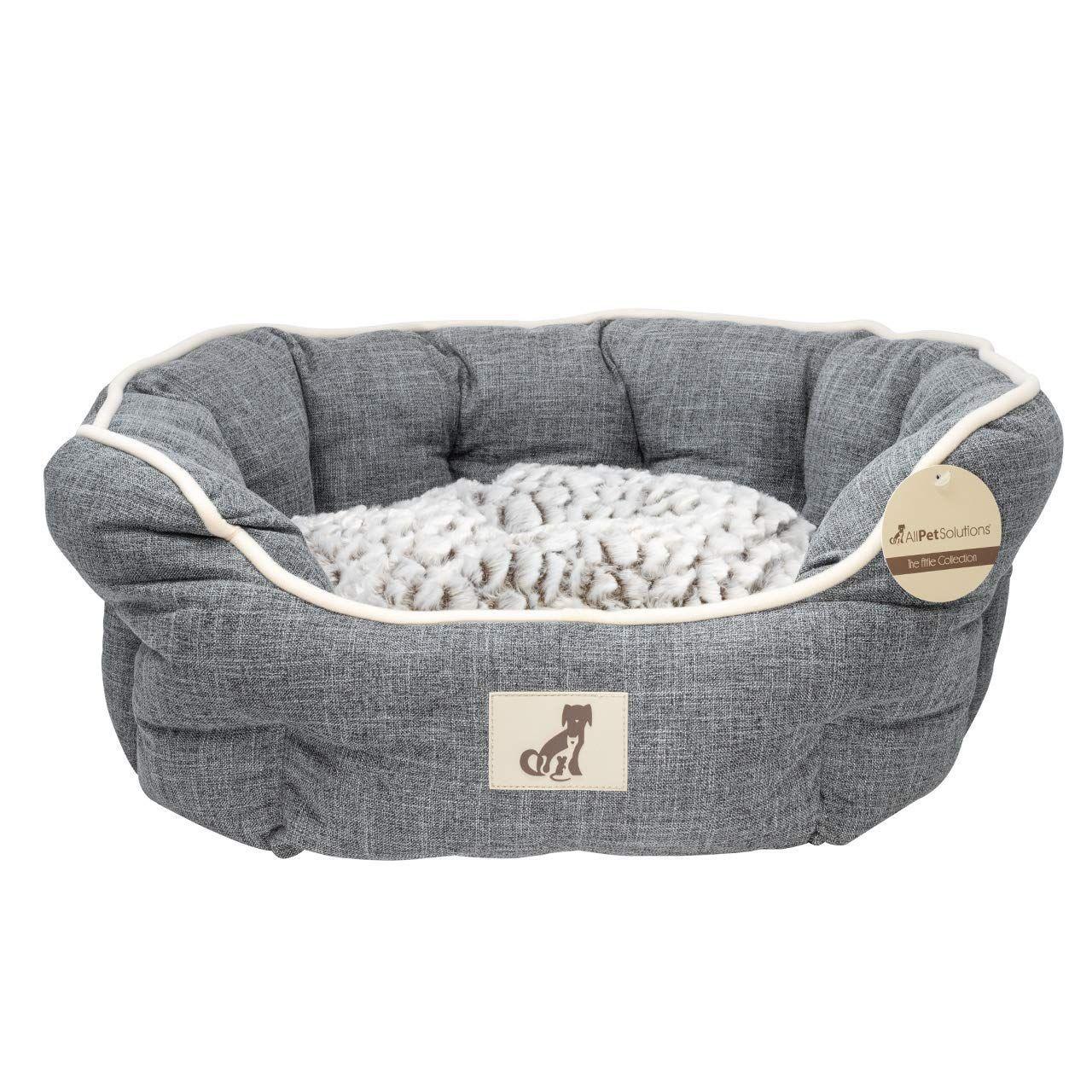 All Pet Solutions Alfie Range Fleece Lined Warm Luxury Dog