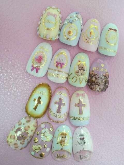 Source: http://e927nails.blogspot.com/search?updated-max=2012-11-16T16:59:00%2B09:00&max-results=7&...