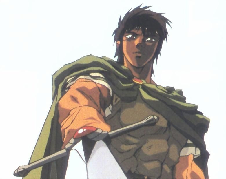 Orson from record of lodoss war guerre